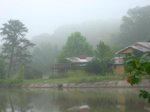 Hemingway Fog