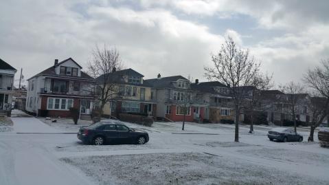day snow